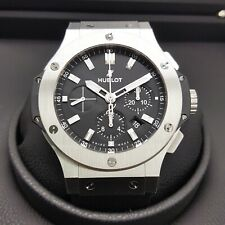 Hublot Big Bang 44mm Chronograph Automatic Steel Rubber Watch 301.SX.1170.RX