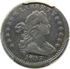 С изображением драпированного бюста Свободы (1796 - 1805 гг.)