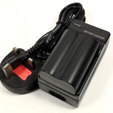 Mains Charger +1x Battery For Pentax D-LI50 K10 K20D MINOLTA NP-400 Dynax 5D 7D