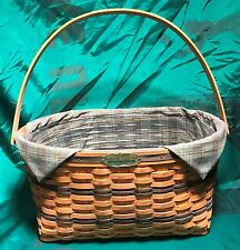 Longaberger 1995 Traditions Collection Family basket