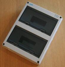 Centralino Cassette quadro elettrico Esterno IP65 da parete 24 Moduli Guida DIN