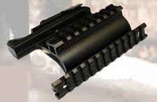 (5072) ATTACCO CON DUE SCINE WEAVER 20 MM PER AK47 - MISURA SCINE 95 MM E 130 MM