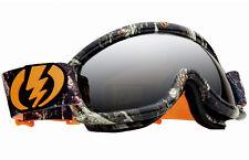 New ELECTRIC EG.5s Snow Goggles - Camo / Silver Chrome Lens