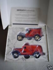 Eastwood Edition Louis Chevrolet Truck Banks Set MIB