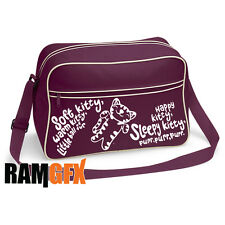 BNWT BIG BANG THEORY SOFT KITTY WARM KITTY MESSENGER SHOULDER BAG SCHOOL COLLEGE