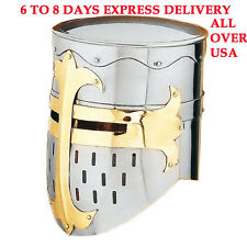 Cheap Gifts Gifts For Him Unique Christmas Gifts Crusader Knight Medieval Helmet