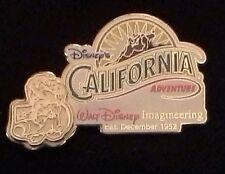 Walt Disney Imagineering 50 Anniversary DCA California Adventure Park LE Pin