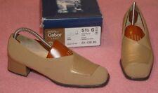 Gabor ♥ pumps ♥ zapatos ♥ talla 5,5/38,5 ♥ ancho g ♥ * IMPECABLE * embalaje original * ♥ material Mix ♥