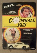 ERTL Rolls Royce Sliver ShadowThe Cannonball Run Movie Car (Unopened) Mint
