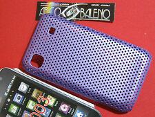 COVER HARD CASE RIGIDA PER SAMSUNG GALAXY S SCL GT i9003 GUSCIO VIOLA CUSTODIA