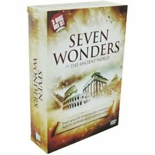 Seven Wonders Of The Ancient World - DVD 3 Disc Box Set.