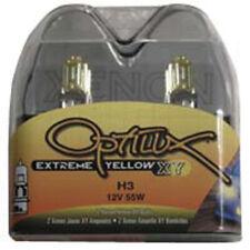 Hella Optilux H3 12V/55W XY Extreme Yellow Bulb - hellaH71070662