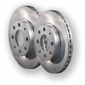 Rear Disc Brake Rotors for Land Rover Discovery V8I Series 1 HL Series 1 Rossign
