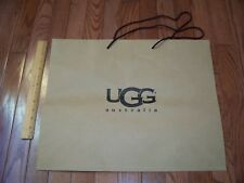 "1 Pc Ugg Paper Bag, 12.5""X15""X6 4;, New"