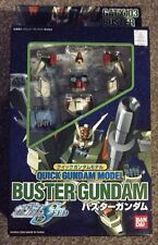 Gundam Seed Quick Gundam Model Kit Buster Gundam - Mint, New