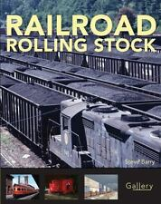 RAILROAD ROLLING STOCK - NEW PAPERBACK BOOK