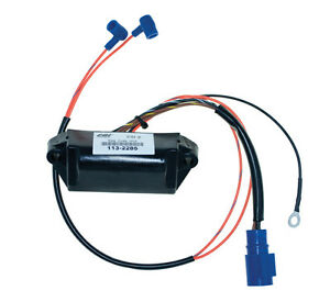 OMC CDI Power Pack CD2 No RPM Limit 586800 (113-2285)