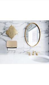 Wall-Mounted Bathroom Tissue Dispense