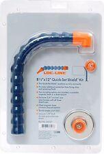 """8.5"""" x 12""""Quick-Set Shield™ Kit Loc-Line® USA Original Modular Hose System 60527"""