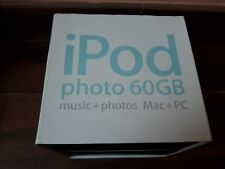 Ipod Classic Photo 4ª Gen. A1099 60GB Nuevo Precintado
