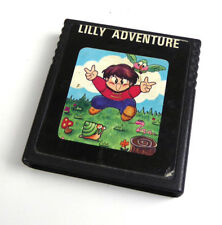 Atari 2600 Spiel -- Taiwan - LILLY ADVENTURE -- Game Jeux Cart Giocchi