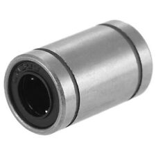 2X(12Pcs/Lot LM8UU Linear Bushing 8mm CNC Linear Bearings C5T7)