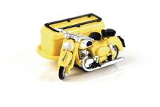 """ROCO H0 05385 – Puch 250 SG con sidecar """"OPT"""" – 1:87"""