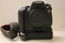 Canon Eos 700D / T5i 18.0 Mp Digital Slr Camera - Black (Body Only) - Extras!
