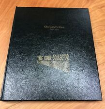 Coin Collector Album For US Morgan Dollars 1891 1921 Great Shape