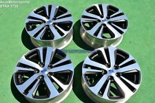 "2018 Subaru Outback Limited OEM 18"" Factory Wheels Legacy 5x114 2015 2016 2017"