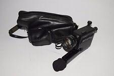 S8 Filmkamera Nizo Integral 7 + Schneider Macro Variogon 1,2/7-50mm + Tasche