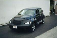 Colgan Front End Mask Bra 2pc. Fits Chrysler PT Cruiser 2001-2005 W/Lic.Plate