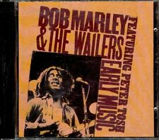 BOB MARLEY & The Wailers - Early Music - Europe CD Epic - Featuring Peter Tosh