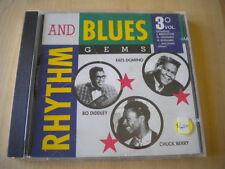 Rhythm and blues gems vol. 31989 CDFats Domino Chuck Berry Etta James Ad Lips