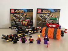 LEGO 76013 Super Heroes Batman: The Joker Steam Roller-100% complete