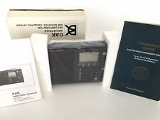 DAK Model DMR-3000 Am/Fm/Shortwave Radio w/Programmable Memory