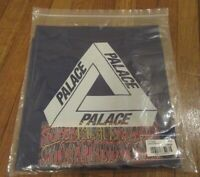Palace Super Palace Tee T-Shirt Size Large Blue Palace 2019 Release Brand New