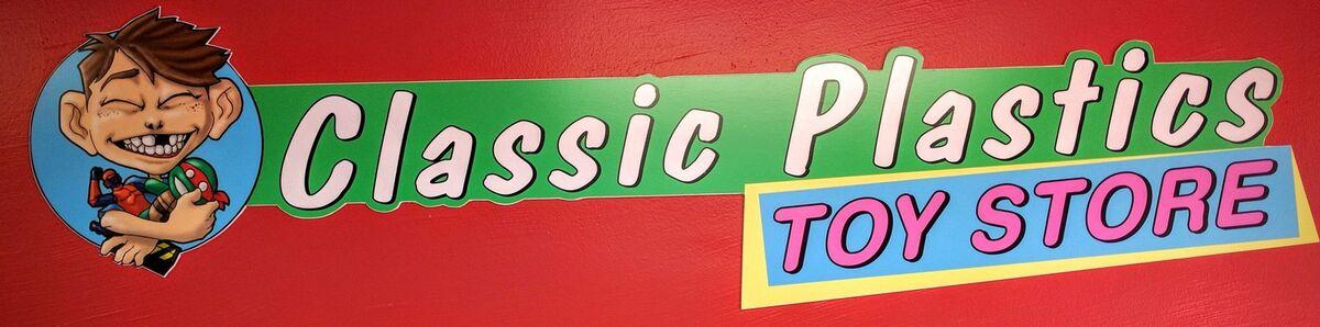Classic Plastics Toy Store