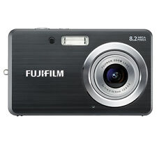 Fujifilm FinePix J Series J10 8.2 MP Digital Camera - Black, 3.7 V, 4W, 8UB08313