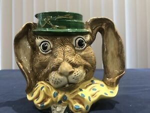 """Royal Doulton """"THE MARCH HARE"""" Character Jug - D6776 - 1st Quality"""
