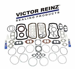 For Volkswagen Transporter Vanagon 83-91 Engine Full Gasket Set REINZ 025198009B