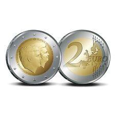 "Nederland 2 euro ""koningsdubbelportret"" 2014 UNC Commemorative,zo uit de rol"