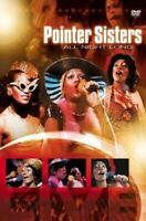 DVD Pointer Sisters ‎– All Night Long Uk 1989  Sealed