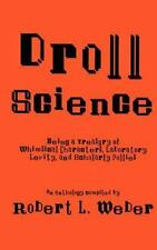 Droll Science: Being a Treasury of Whimsical Characters, Laboratory Le-ExLibrary