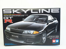 Tamiya JAPAN 24090 NISSAN SKYLINE GT-R GTR R32 1/24 Scale Model Kit
