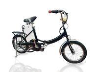 Bicicleta eléctrica plegable SG
