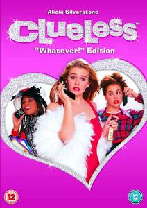 Clueless DVD (2005) Alicia Silverstone, Heckerling (DIR) cert 12 Amazing Value