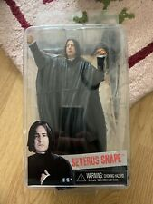 Rare Severus Snape NECA Figure - New In Box! Harry Potter