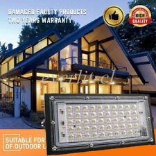 50W Waterproof Ip65 Led Flood Light Ac 110V Spotlight Outdoor Garden Lighting