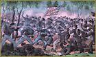 Currier & Ives |  The Battle of Spotsylvania, VA.  Art Print